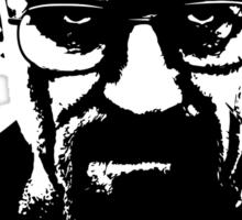 Breaking Bad - Heisenberg - I am the danger! T-shirt Sticker