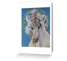 Epona-The Great Mare Greeting Card