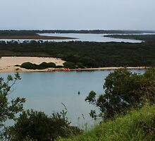 Lakes Entrance l by BevB