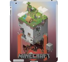 Minecraft - world of blocks iPad Case/Skin
