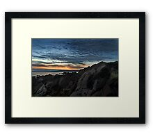 Hand of Nature Framed Print