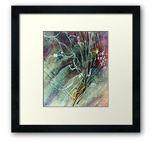 Underwater Mystery Framed Print