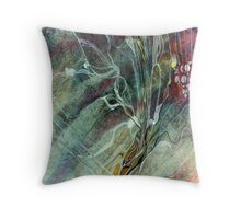 Underwater Mystery Throw Pillow