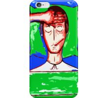 THE PATIENT iPhone Case/Skin