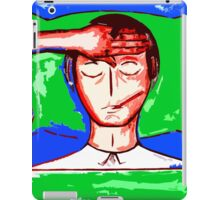 THE PATIENT iPad Case/Skin
