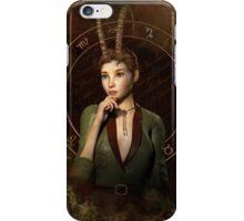 Capricorn Zodiac fantasy edition iPhone Case/Skin