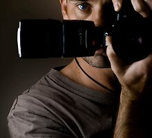 Self Portrait by SteveLockyer