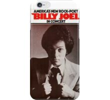 Billy joel iPhone Case/Skin
