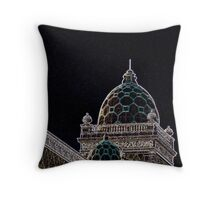 Chapel Glowing Edges Throw Pillow