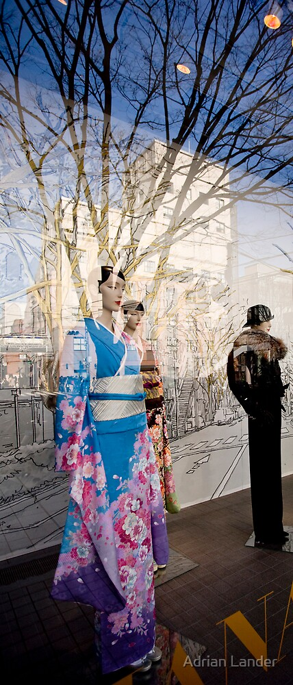 Tokyo Dummy #2 by Adrian Lander