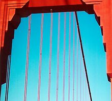 Golden Gate 2 by Michael Lane