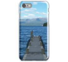 Lake Tarawera, New Zealand. iPhone Case/Skin