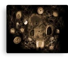 Time Passages Canvas Print