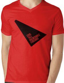 Perfect World Tee (Soft Butch Version) Mens V-Neck T-Shirt