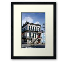 Southern Living Framed Print