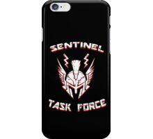 Sentinel Task Force iPhone Case/Skin