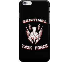 Sentinel Task Force iPhone Case/Skin
