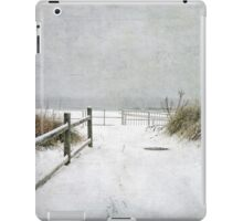 Purity of White iPad Case/Skin