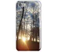 Days are getting shorter... iPhone Case/Skin