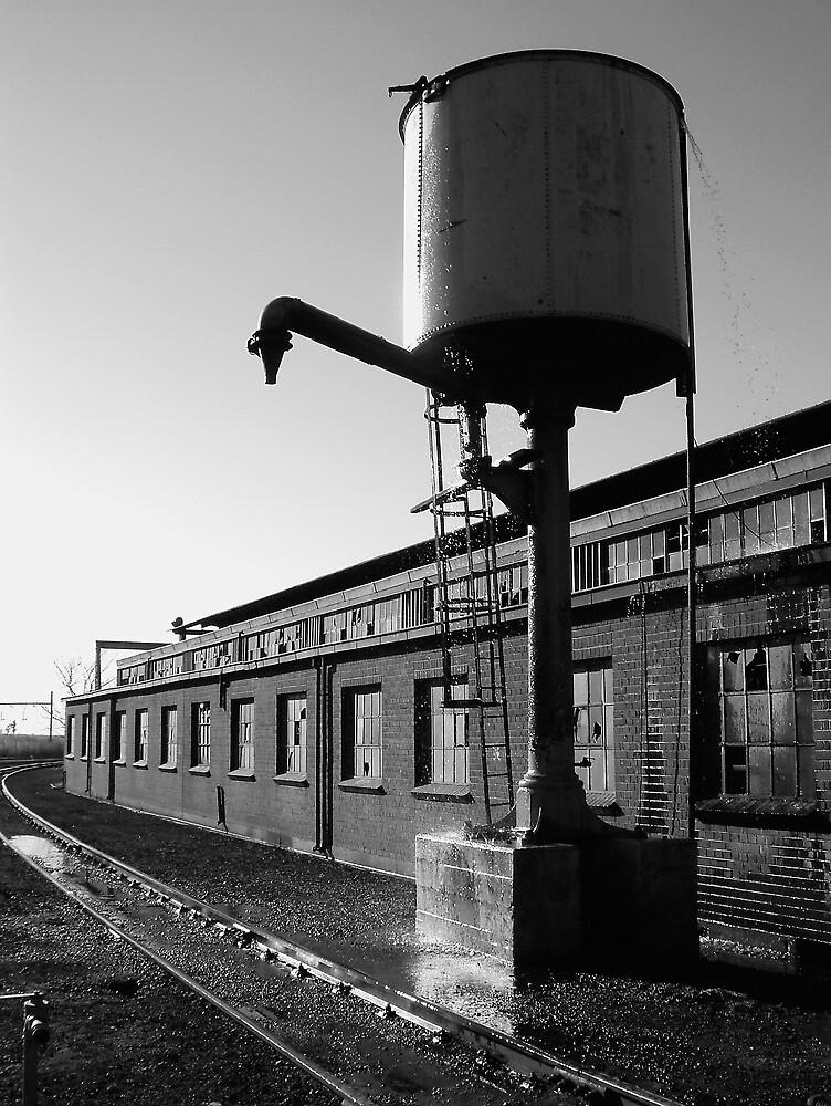 Water Tank by robjbez