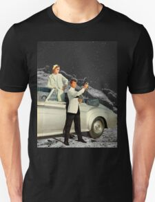 THEY WERE THERE FIRST Unisex T-Shirt