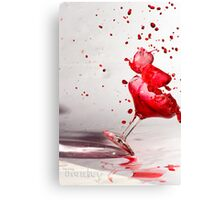whineing Canvas Print