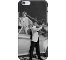 THEY WERE THERE FIRST (BW) iPhone Case/Skin