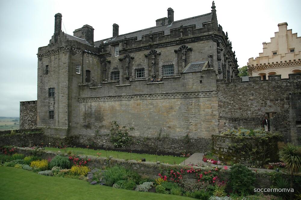 Stirling Castle, Scotland by soccermomva
