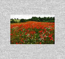 Field of poppies poppy flowers Unisex T-Shirt