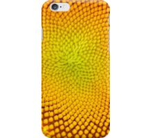Sunflower Center 9 iPhone Case/Skin