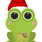 Christmas Frog by Adamzworld