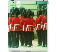 London Guard iPad Case/Skin