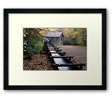 Mingus Mill II Framed Print