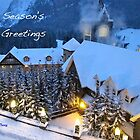 Season's Greetings! by Nancy Richard