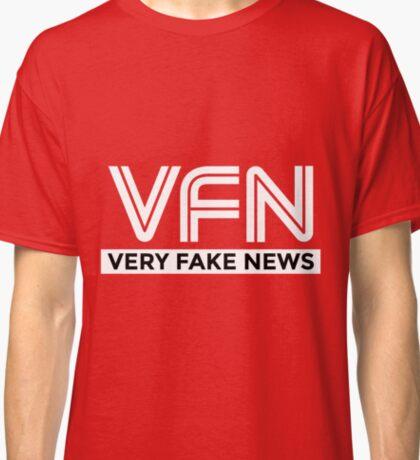 Very Fake News Classic T-Shirt