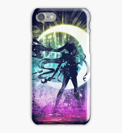 moon storm iPhone Case/Skin