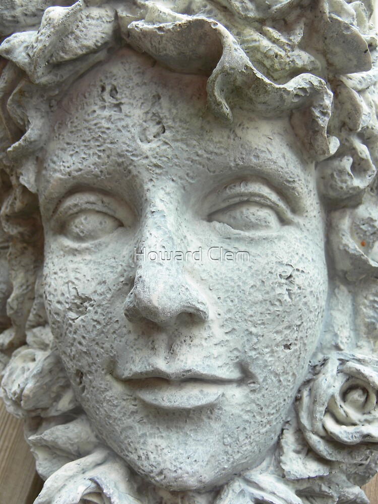 Stone Face by Howard Clem