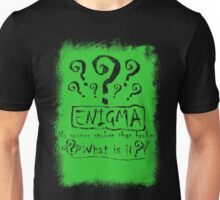 the quest of the riddler Unisex T-Shirt