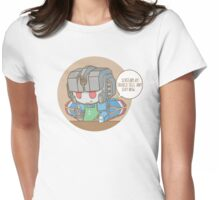 SCREEN.WRITER Womens Fitted T-Shirt