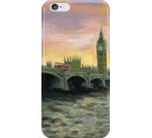 Westminster bridge iPhone Case/Skin