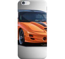 2002 Pontiac Trans Am 2 iPhone Case/Skin