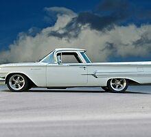1960 Chevrolet El Camino by DaveKoontz