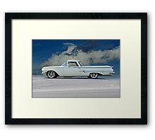1960 Chevrolet El Camino Framed Print