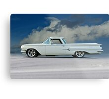 1960 Chevrolet El Camino Metal Print