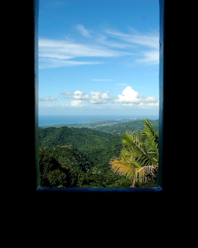 Window to Paradise by KaylaMarie