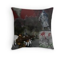 Winston Would be Proud Throw Pillow