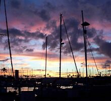 A very pretty Sunset by coldteddy