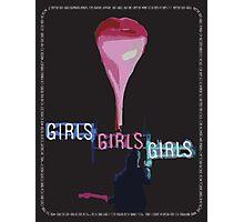 The 1975 Girls Artwork Photographic Print