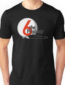 The Prisoner - Number Six - Be Seeing You - 6 Unisex T-Shirt