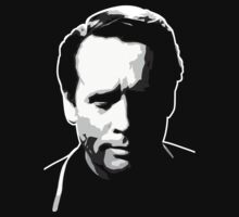 The Prisoner - Number Six - Patrick McGoohan by createdezign